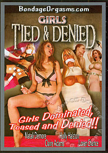 Girls Tied & Denied