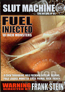 Fuel Injected - 10 Inch Monsters