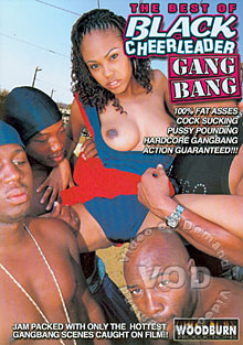 The Best Of Black Cheerleader Gang Bang