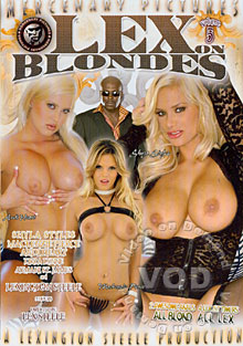 Lex On Blondes Volume 5