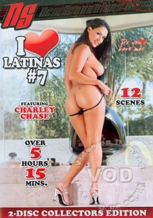 I Love Latinas 7 (Disc 1)