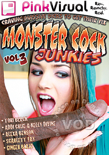 Monster Cock Junkies Vol 3