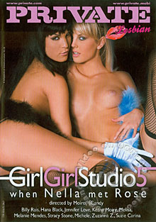 Girl Girl Studio 5 - When Nella Met Rose