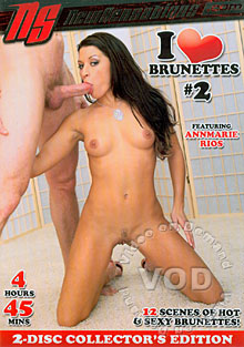 I Love Brunettes 2 (Disc 1)