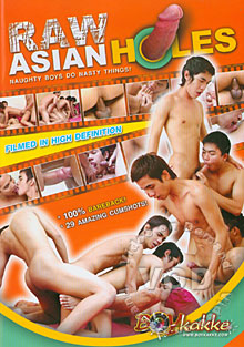 Raw Asian Holes