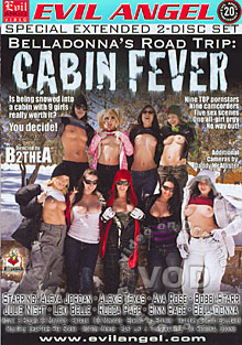 Belladonna's Road Trip: Cabin Fever (Disc 1)