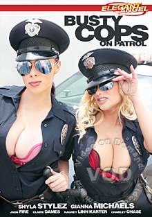 Busty Cops On Partol