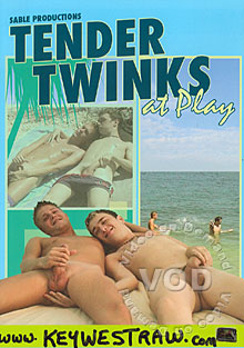 Tender Twinks At Play
