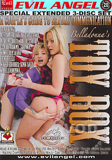 Belladonna's Toy Box - Disc Two
