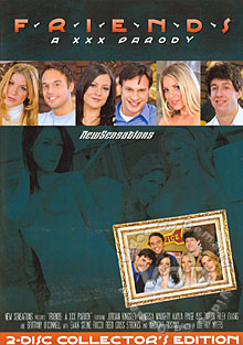 Friends - A XXX Parody Disc 1