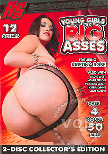Young Girls With Big Asses (Disc 2)