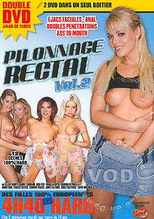 Pilonnage Rectal Volume 2 (Disc 2)