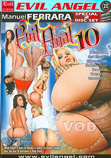 Evil Anal 10 (Disc 1)