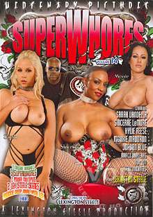 Super Whores Volume 14