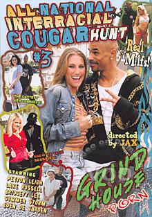 All National Interracial Cougar Hunt 3 - Real MILFS!