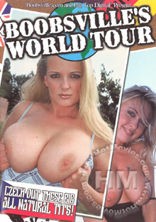 Boobsville's World Tour