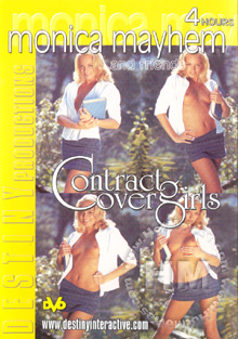 Contract Cover Girls - Monica Mayhem...and Friends