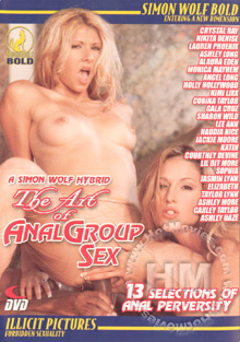 The Art Of Anal Group Sex