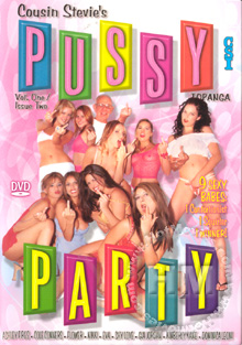 Cousin Stevie's Pussy Party Vol. One/Issue Two - Topanga