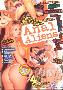 Anal Aliens