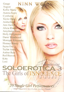 Soloerotica 3: The Girls of Innocence