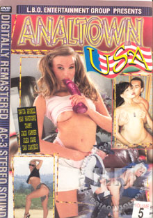 Analtown USA Volume 5