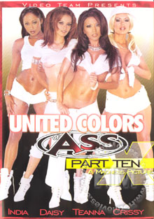 United Colors Of Ass Part Ten