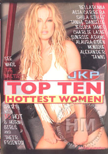 Top Ten Hottest Women