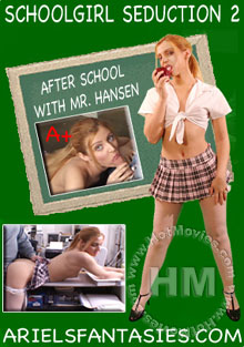 Schoolgirl Seduction 2 - After School With Mr. Hansen