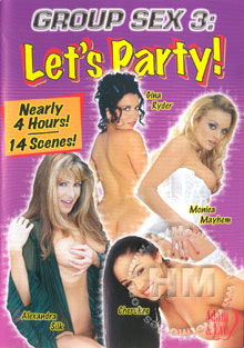 Group Sex 3:  Let's Party!