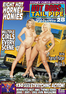 Hot Bods & Tail Pipe Volume 28