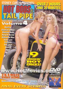 Hot Bods & Tail Pipe Volume 4