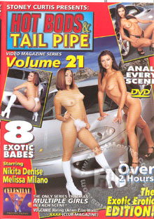Hot Bods & Tail Pipe Volume 21