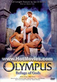 Olympus: Refuge of Gods
