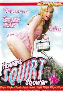Flower's Squirt Shower