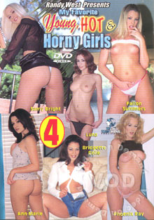 My Favorite Young, Hot & Horny Girls 4