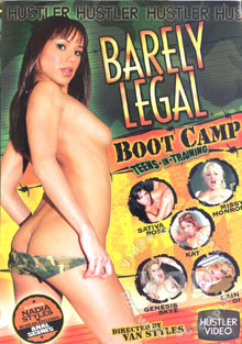 Barely Legal Boot Camp:  Teens-In-Training