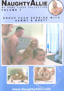NaughtyAllie - My Home Video Collection Volume 7