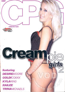 Cream Pie Girls 2