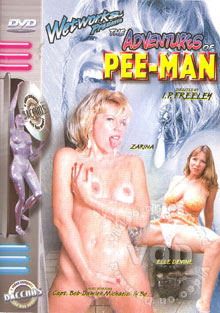 The Adventures Of Pee-Man