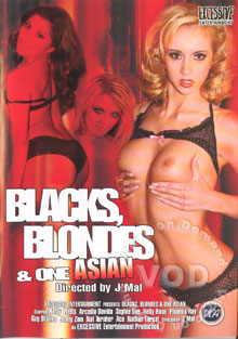 Blacks, Blondes & One Asian