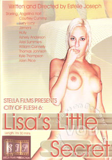 City Of Flesh 6: Lisa's Little Secret