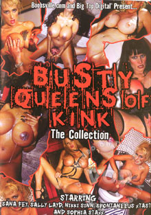 Busty Queens Of Kink - The Collection