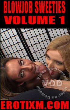 Blowjob Sweeties Volume 1
