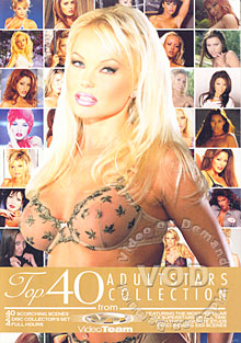 Top 40 Adultstars Collection