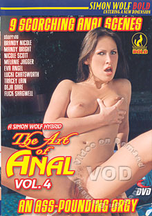 The Art Of Anal Vol. 4
