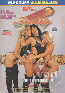 Strap-On Sally Volume 4 - Double Penetration Dykes