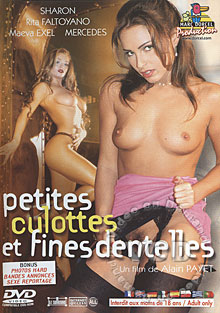 Petites Culottes Et Fines Dentelles (Black Lace and White Lies)