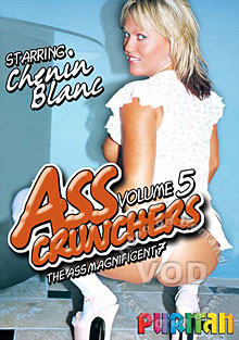 Ass Crunchers Volume 5 - The Ass Magnificent 7