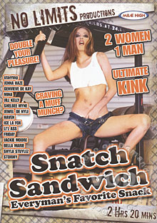 Snatch Sandwich - Everyman's Favorite Snack